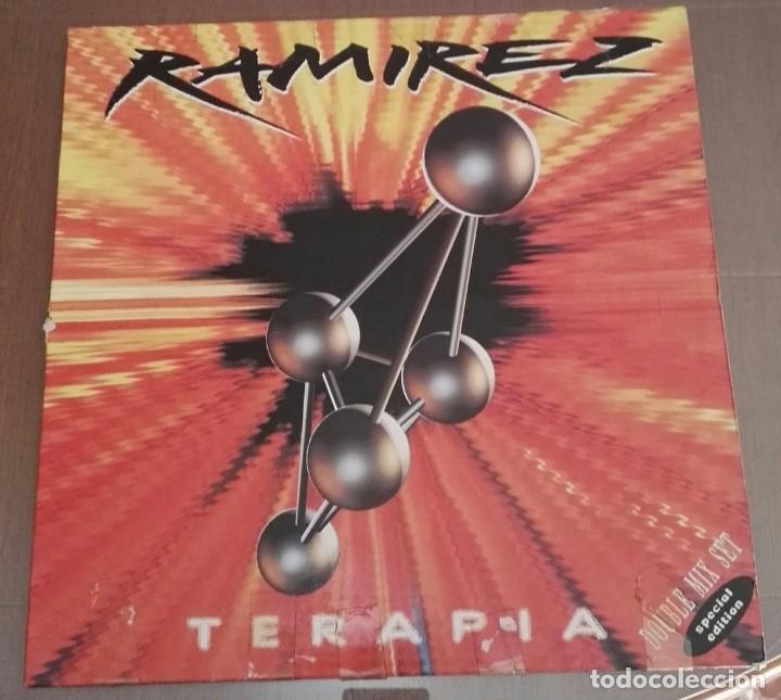 RAMIREZ TERAPIA 2 LP EDICION ESPECIAL (Música - Discos - LP Vinilo - Electrónica, Avantgarde y Experimental)