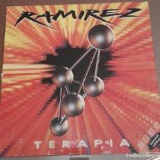Discos de vinilo: RAMIREZ TERAPIA 2 LP EDICION ESPECIAL. Lote 167126660