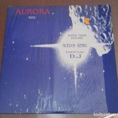 Discos de vinilo: AURORA REEL MINI LP. Lote 167127052