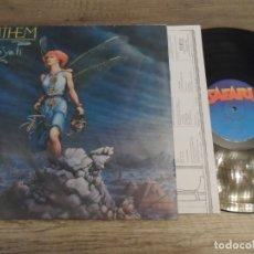 Discos de vinilo: TOYAH - ANTHEM (UK 1981). Lote 167139596