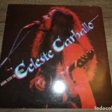 Discos de vinil: CELESTE CARBALLO - AHORA ESTOY EN LIBERTAD. Lote 167139732