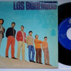 Discos de vinilo: LOS BOHEMIOS - TA TA TA TA - EP 1967 - HISPAVOX. Lote 167141264