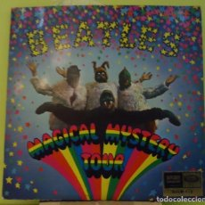 Discos de vinilo: EP 2 X 7'' THE BEATLES ‎– MAGICAL MYSTERY TOUR . Lote 167167852