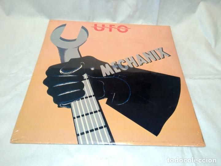UFO -MECHANIX- (1982) LP DISCO VINILO (Música - Discos - LP Vinilo - Heavy - Metal)