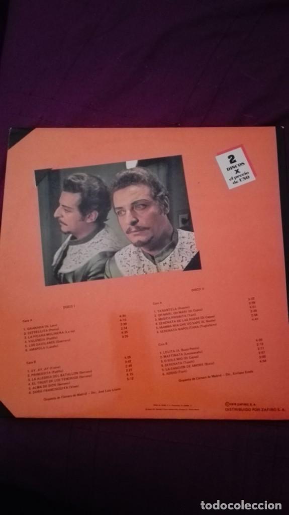Discos de vinilo: LPS DISCOS VARIOS LOTE de 11 lps - Foto 2 - 167174080