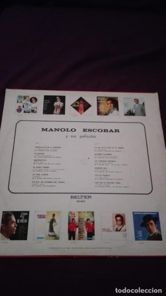 Discos de vinilo: LPS DISCOS VARIOS LOTE de 11 lps - Foto 20 - 167174080