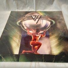 Discos de vinilo: VAN HALEN -5150- (1986) LP DISCO VINILO. Lote 167176912