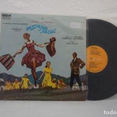 Discos de vinilo: VINILO LP - THE SOUND OF MUSIC / RCA. Lote 167188280