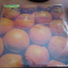 Discos de vinilo: REANATO E SEUS BLUE CAPS SUCO DE LARANJA ( BRASIL , VER FOTO ADICIONAL ). Lote 167203732