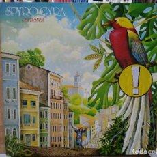 Discos de vinilo: SPIRO GYRA - CARNAVAL - LP. DEL SELLO MCA RECORDS 1980. Lote 167244172