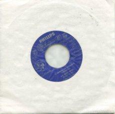 Disques de vinyle: LOS TRES DE CASTILLA / EL REFRAN DEL PAÑOLITO / UN VIEJO AMOR + 2 (EP 1959). Lote 167272344