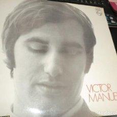 Discos de vinilo: VICTOR MANUEL LP. Lote 167360416