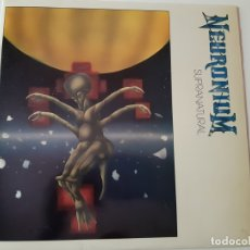 Discos de vinilo: NEURONIUM- SUPRANATURAL- SPAIN LP 1987- COMO NUEVO.. Lote 167380272
