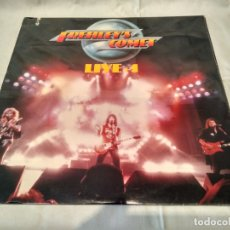 Discos de vinilo: FREHLEY'S COMET -LIVE + 1- (1988) LP DISCO VINILO. Lote 167390476
