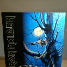 Discos de vinilo: IRON MAIDEN FEAR OF THE DARK LP VINILO ESPAÑA, 1992 EMI [2 X VINYL, LP, ALBUM, GATEFOLD]. Lote 100096551