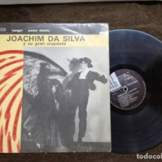 Discos de vinilo: TRADICION. TANGO. JOACHIM DA SILVA Y SU GRAN ORQUESTA. Lote 167457488