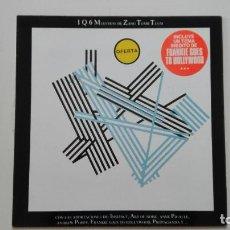 Discos de vinilo: I Q 6 MUESTRAS DE ZANG TUMB TUUM LP ISLAND 1985. Lote 167461204