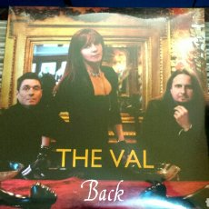 Discos de vinilo: LP THE VAL - BACK. Lote 167474981