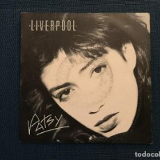 Discos de vinilo: PATSY – LIVERPOOL LABEL: COMOTION MUSIQUE ?– 2023117 FORMAT: VINYL, 7 , 45 RPM, SINGLE PAYS: FR . Lote 167477192
