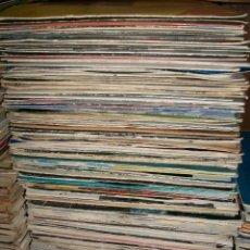 Discos de vinilo: DISCOS (LOTE DE 1000 SINGLES DIFERENTES (2 CANCIONES) DE TODOS LOS ESTILOS). Lote 167481564