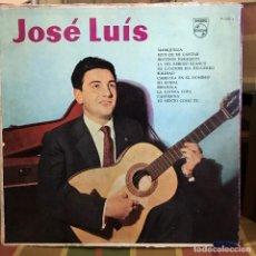 Discos de vinilo: LP ARGENTINO DE JOSÉ LUIS Y SU GUITARRA AÑO 1960. Lote 167482648