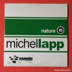 Discos de vinilo: MICHEL LAPP – NATURE. Lote 167484600