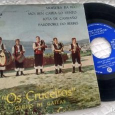 Dischi in vinile: E P( VINILO) DE OS CRUCEIROS AÑOS 60. Lote 167494076