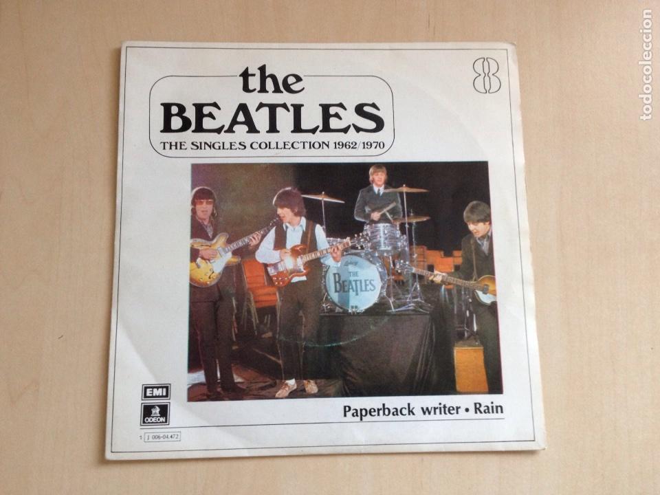 BEATLES - THE SINGLES COLLECTION NUM. 8 (Música - Discos - Singles Vinilo - Pop - Rock Extranjero de los 50 y 60)