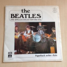 Discos de vinilo: BEATLES - THE SINGLES COLLECTION NUM. 8. Lote 167495429