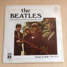 Discos de vinilo: BEATLES - THE SINGLES COLLECTION NUM. 6. Lote 167495890