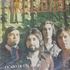 Discos de vinilo: REALIDAD, OCASO DE UN AMOR. (NOVOLA, 1971). Lote 167498509