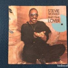 Discos de vinilo: STEVIE WONDER ?– PART-TIME LOVER GENRE: ELECTRONIC, FUNK / SOUL, POP STYLE: SYNTH-POP, DISCO, SOUL. Lote 167502136