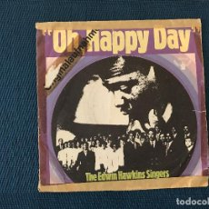 Discos de vinilo: THE EDWIN HAWKINS SINGERS* ?– OH, HAPPY DAY LABEL: BUDDAH RECORDS ?– 201 048 FORMAT: VINYL, 7 . Lote 167503544