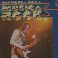 Discos de vinilo: ROBIN TROWER HISTORIA MUSICA. Lote 167507168