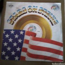 Discos de vinilo: STARS ON STEVIE. Lote 167517462