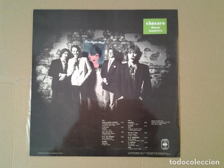 Discos de vinilo: NINA HAGEN BAND -NINA HAGEN BAND- CBS 1978 ED. ESPAÑOLA S 83136 MUY BUENAS CONDICIONES Y MUY POCO US - Foto 4 - 167525020