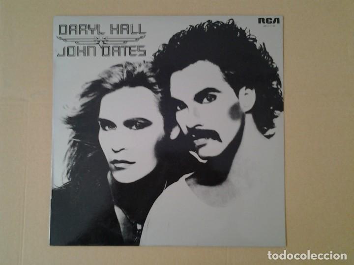 DARYL HALL & JOHN OATES - HALL &OATES - LP DISCO PROMOCIONAL 1975 ED. ESPAÑOLA APL1-1144 PERFECTAS C (Música - Discos de Vinilo - EPs - Jazz, Jazz-Rock, Blues y R&B)