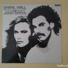 Discos de vinilo: DARYL HALL & JOHN OATES - HALL &OATES - LP DISCO PROMOCIONAL 1975 ED. ESPAÑOLA APL1-1144 PERFECTAS C. Lote 167525632