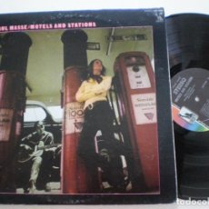 Discos de vinilo: PAUL MASSE - MOTELS AND STATIONS - USA LP VINYL LIBERTY 1969 // FOLK ROCK PSYCH. Lote 167535580