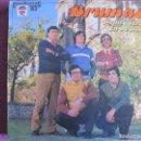 Discos de vinilo: LP - BRUMAS - PRIMAVERA EN SEVILLA (SPAIN, HISPAVOX 1985). Lote 167536464