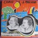 Discos de vinilo: LP - LOS CAMBRELLONES - SEVILLANAS DEL ESCALON (SPAIN, PASARELA 1987, PORTADA DOBLE). Lote 167536592