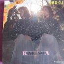 Discos de vinilo: LP - KARISMA - ABRIL (SEVILLANAS 90, DISCOS PASARELA). Lote 167536812