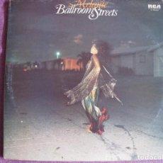 Discos de vinilo: LP - MELANIE - BALLROOM STREETS (DOBLE DISCO, ENGLAND, RCA RECORDS 1978). Lote 167537560