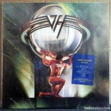 Discos de vinilo: LP VAN HALEN 5150 - WARNER BROS RECORDS 1986. Lote 167539940