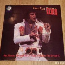 Discos de vinilo: ELVIS PRESLEY LP 10 PULGADAS, MORE REAL USA 1998 RARE BURBANK RECORD? BURLP 456-ROCK'N'ROLL. Lote 167544128