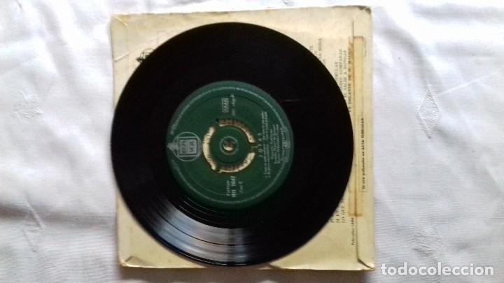 Discos de vinilo: JOTAS - VOL. 1 - CANTA ENCARNITA RODRÍGUEZ single - Foto 5 - 167546280