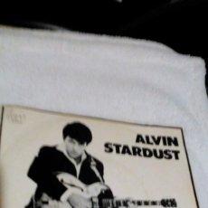 Discos de vinilo: AR__SINGEL,DISCO VINILO ,ALVIN STARDUST. PRETEND. Lote 167551948