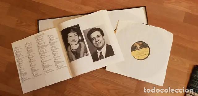 Discos de vinilo: Doble Vinilo María Callas - Foto 3 - 167565292