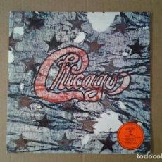 Discos de vinilo: CHICAGO -CHICAGO III- DOBLE LP CBS ED. ESPAÑOLA 1971 S 64163 GATEFOLD MUY BUENAS CONDICIONES.. Lote 167572216