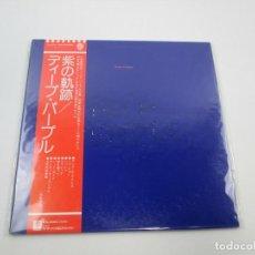 Discos de vinilo: DOBLE VINILO EDICIÓN JAPONESA DEL LP DE DEEP PURPLE - PURPLE PASSAGES. Lote 167573176